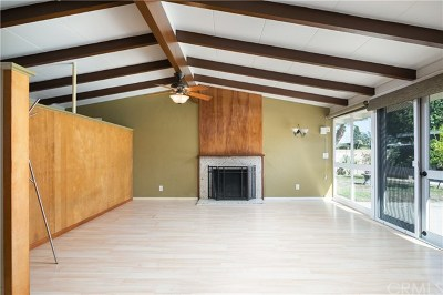 Long Beach Single Family Home Active Under Contract: 3063 Roxanne Avenue