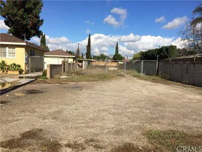 Anaheim Residential Lots & Land For Sale: 1661 Cerritos W