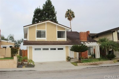 Placentia Single Family Home For Sale: 175 Saddle Drive