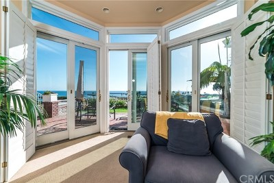 Corona del Mar Single Family Home For Sale: 3008 Ocean Boulevard