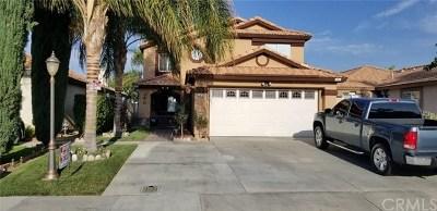 Perris Single Family Home For Sale: 2375 Firebrand Avenue