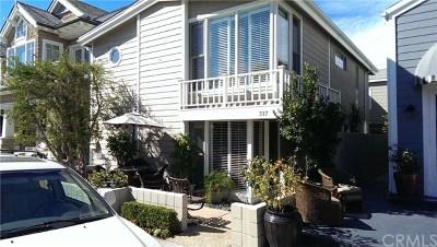 Newport Beach, Newport Coast, Corona Del Mar Rental For Rent: 317 Ruby Ave #Rear