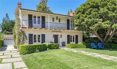 Santa Ana Single Family Home For Sale: 1812 N Heliotrope Drive