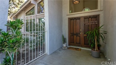 Orange Single Family Home For Sale: 1665 N Sycamore Street