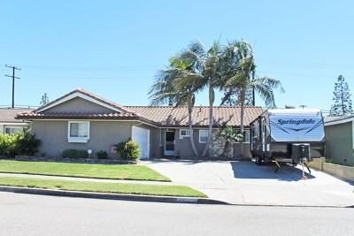 Garden Grove Single Family Home For Sale: 12602 Saint Mark Street