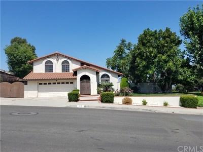 Diamond Bar CA Single Family Home For Sale: $959,000