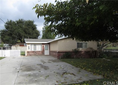 Rancho Cucamonga Single Family Home For Sale: 10186 25th Street