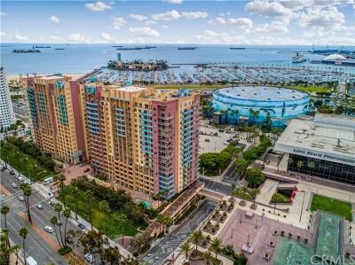 Long Beach Condo/Townhouse For Sale: 488 E Ocean Boulevard #418