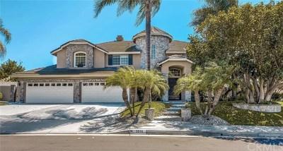 Yorba Linda Single Family Home For Sale: 5510 Camino De Bryant