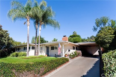 Whittier Single Family Home For Sale: 16523 Janine Drive