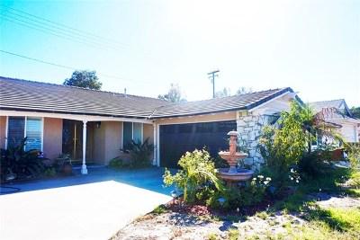 Anaheim Single Family Home For Sale: 2730 E Lizbeth Avenue