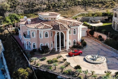 Hacienda Heights Single Family Home For Sale: 3426 Viewfield Avenue