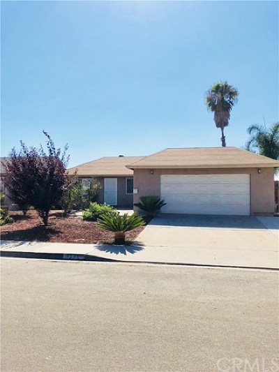 Chula Vista Single Family Home For Sale: 1278 Finch Place