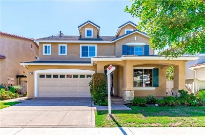 Irvine Single Family Home For Sale: 43 Millgrove