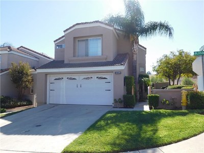 Chino Hills Single Family Home For Sale: 6339 Blossom Lane