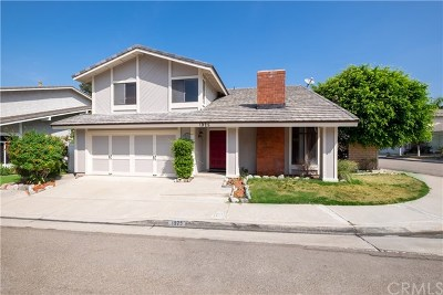 Placentia Single Family Home For Sale: 1925 Los Alamitos Drive
