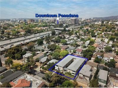 Pasadena Multi Family Home For Sale: 437 N Chester Avenue