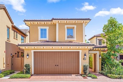 Orange County Condo/Townhouse For Sale: 54 Cattleman