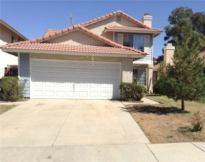 Perris Single Family Home For Sale: 727 La Bonita Avenue