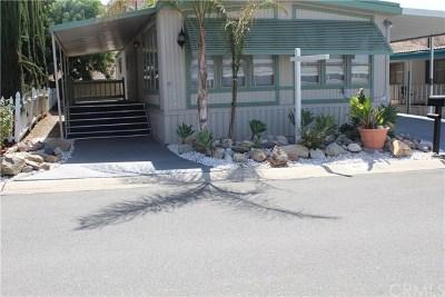 Riverside Mobile Home For Sale: 3500 Buchanan Avenue