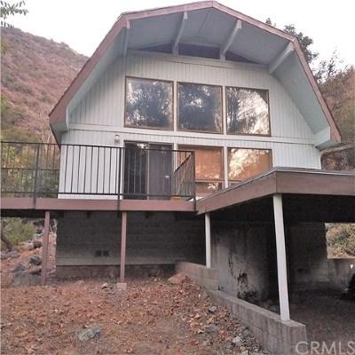 Modjeska Canyon, Silverado Canyon Rental For Rent: 14908 Mill Road