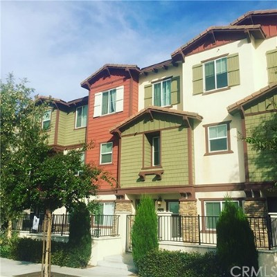 Fullerton Condo/Townhouse For Sale: 656 S Euclid Street