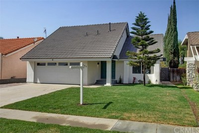 Anaheim Hills CA Single Family Home For Sale: $739,900
