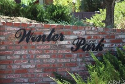 San Bernardino County Residential Lots & Land For Sale: Snowmass Lane