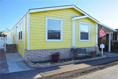 Anaheim Mobile Home For Sale: 3050 W Ball Road