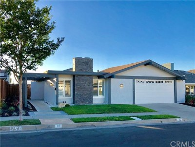 Irvine Single Family Home For Sale: 18 Bethany Dr.