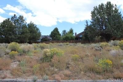 San Bernardino County Residential Lots & Land For Sale: Crestwood Drive