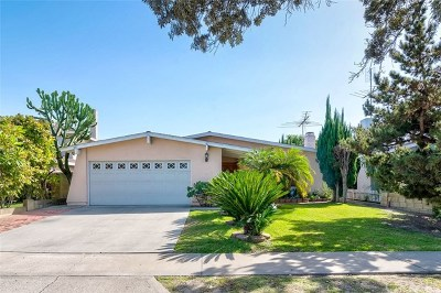 Cerritos Single Family Home For Sale: 13544 Carolyn Place
