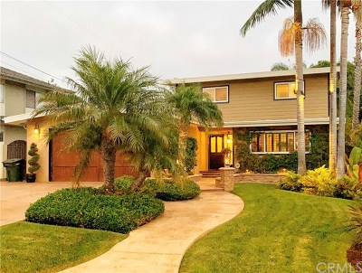 Dana Point Rental For Rent: 26758 Calle Maria