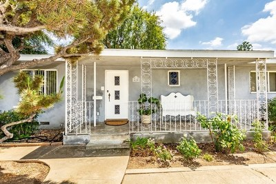 Orange County Single Family Home For Sale: 410 W Acacia Street