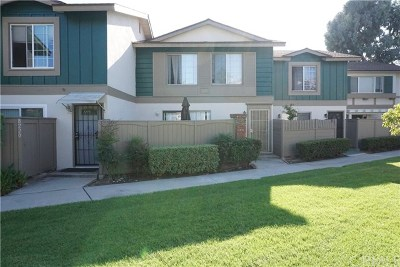 Buena Park Condo/Townhouse For Sale: 8216 Erskine Green
