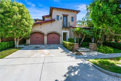 Irvine Single Family Home For Sale: 24 Rose Trellis