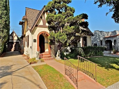 Signal Hill Multi Family Home For Sale: 3323 Walnut Avenue