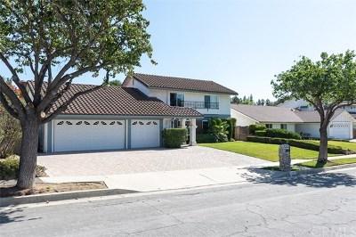Fullerton Single Family Home For Sale: 2344 Mesa Verde