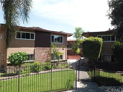Santa Ana Multi Family Home For Sale: 1409 W Lingan Lane