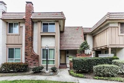 Garden Grove Condo/Townhouse For Sale: 12785 Newhope Street