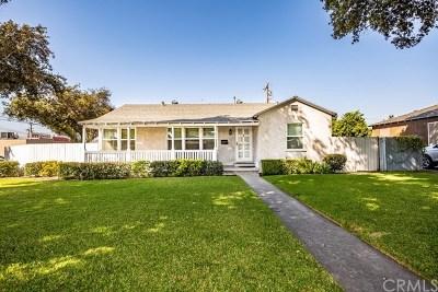 Fullerton Single Family Home For Sale: 401 N Roosevelt Avenue