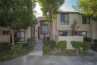 Cypress Condo/Townhouse For Sale: 4919 Embassy Way #17