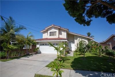 Bellflower Single Family Home For Sale: 9241 Mayne Street