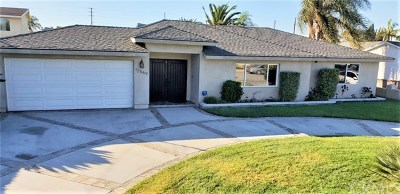 Downey Single Family Home Active Under Contract: 12569 Dolan Avenue
