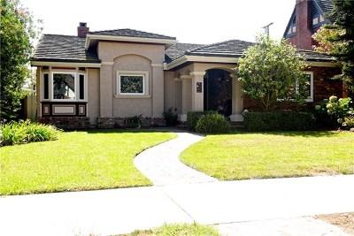 Long Beach Multi Family Home For Sale: 244 E Claiborne Place