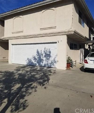 Costa Mesa Condo/Townhouse For Sale: 426 Victoria Street #2