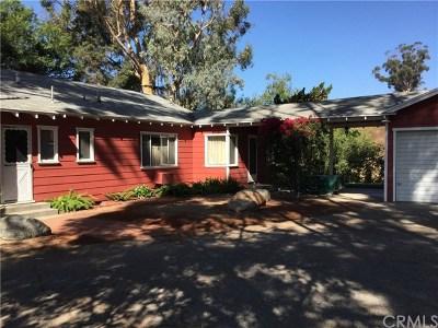 La Habra Heights Single Family Home For Sale: 410 Leucadia Road