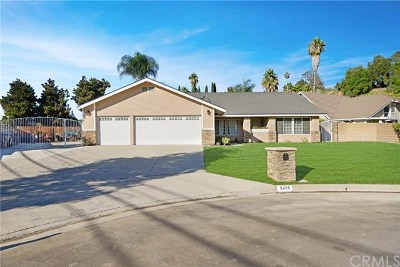 Yorba Linda Single Family Home For Sale: 5406 Richfield Place
