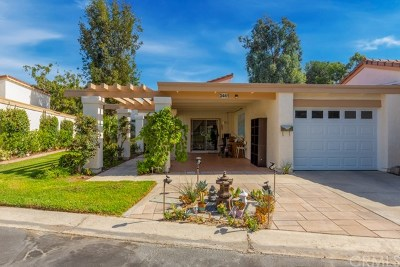 Laguna Woods Condo/Townhouse For Sale: 3441 Calle Azul #A