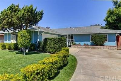 Anaheim Single Family Home For Sale: 2721 E Verde Avenue